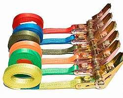 Inspeção de cintas de elevação