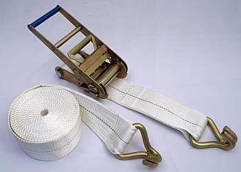 Inspeção de cintas de amarração