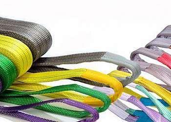 Empresas de cintas de poliéster para elevação de cargas